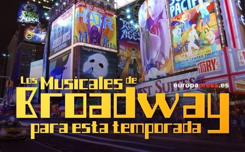 Turismo Turismo ¿Vas a Nueva York? Estos son los musicales de Broadway que puedes ver esta temporada