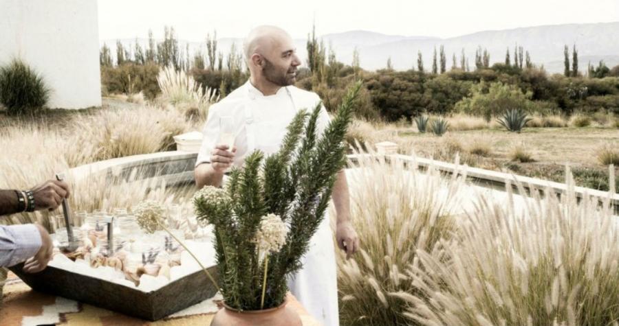 Restaurantes Restaurantes 'Me gusta mucho la comida callejera', dice el chef argentino Germán Martitegui