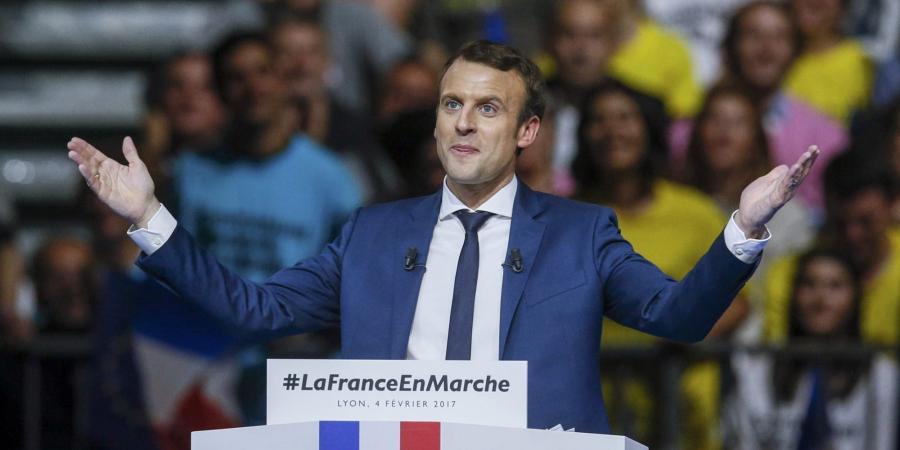 Politica Politica Sale a la luz una presunta relación extraconyugal de Macron con un periodista
