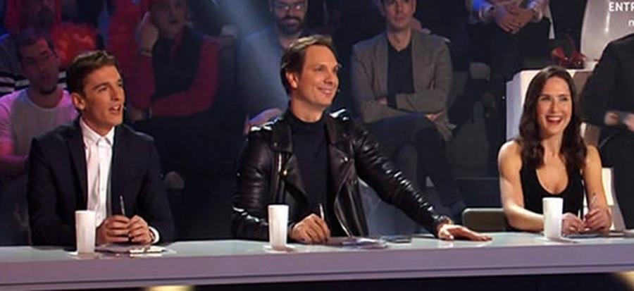 "Eurovision Eurovision Xavi Martínez: ""Me acorralaron y me pegaron un tortazo, pero podía haber sido mucho peor"""