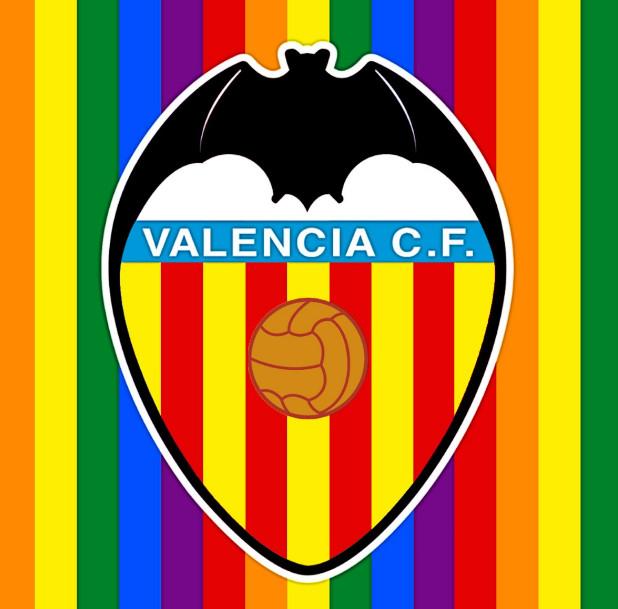 Deportes Deportes El Valencia Club de Fútbol contará con una peña LGTB
