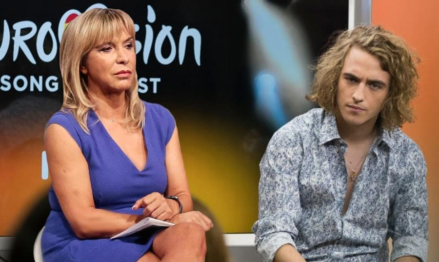 """Eurovision Eurovision Toñi Prieto da la cara tras el presunto tongo de 'Objetivo Eurovisión': """"Mi hija lleva 10 años trabajando en Sony"""""""