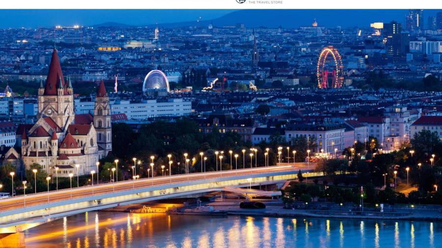 Turismo Turismo Qué ver en Viena en tres días: palacio de Schönbrunn, noria, Ópera y catedral