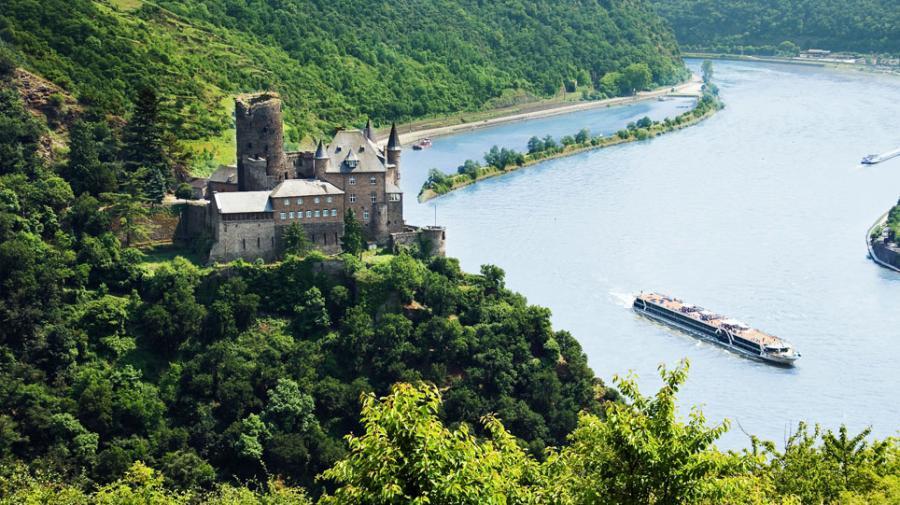 Turismo Turismo Los cruceros fluviales más 'top'