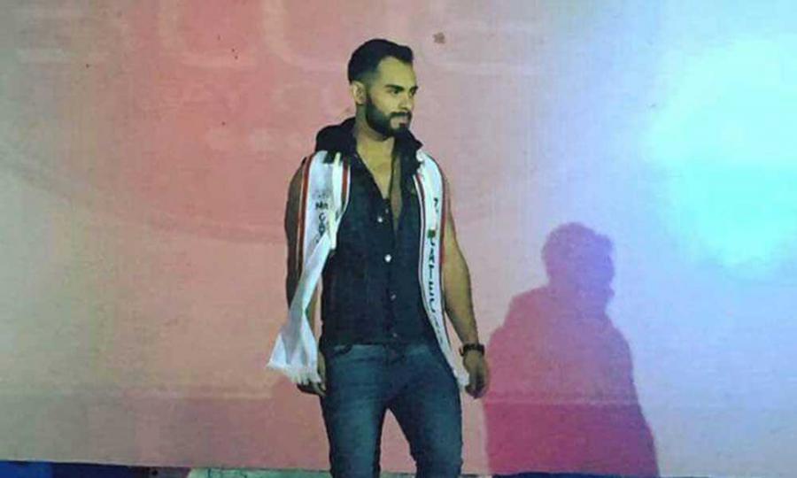 Actualidad Actualidad Representa zacatecano a México en Mr. Gay World