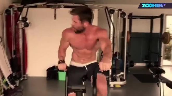 Actualidad Actualidad El brutal entrenamiento de Chris Hemsworth para ser Thor