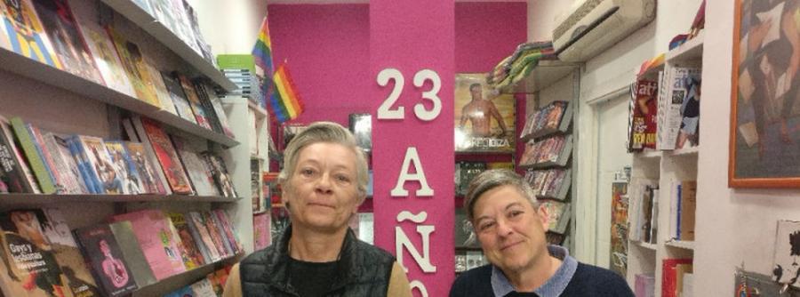 """Cultura Cultura Berkana, la librería LGTBI de Madrid, al borde del cierre: """"La gentrificación ha hecho mella"""""""