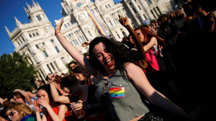 Actualidad Actualidad El Orgullo Mundial Gay reventará Madrid: 300 millones de euros y 2 de turistas.