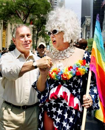 Actualidad Actualidad Muere Gilbert Baker, creador de la bandera arcoíris por los derechos gay