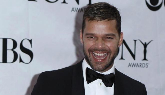 Actualidad Actualidad Ricky Martin será el amante de Versace en American Crime Story