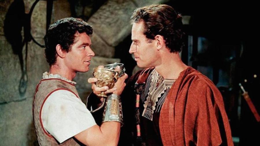 Actualidad Actualidad Así se ocultó la relación homosexual de Ben-Hur