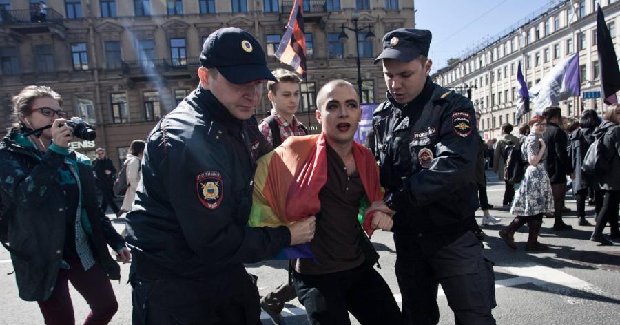 Actualidad Actualidad ONG de derechos humanos denuncian la detención y tortura de gais en Chechenia