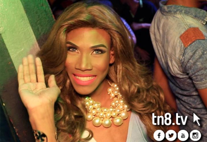 Transexsual Transexsual Mujer trans con discapacidad participa en Miss Gay Nicaragua 2017