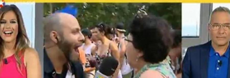 Madrid LGTB Madrid LGTB Telemadrid será la televisión oficial del World Gay Pride de Madrid