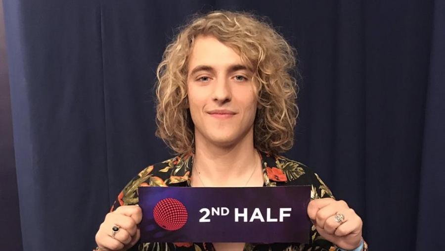 Eurovision Eurovision Manel Navarro actuará en la segunda parte de la final de Eurovisión 2017