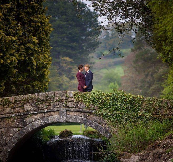 Actualidad Actualidad La boda gay, inspirada en Romeo y Julieta, que ha acaparado titulares