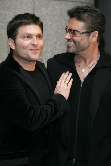 Actualidad Actualidad Un día en la vida de George Michael y Kenny Goss