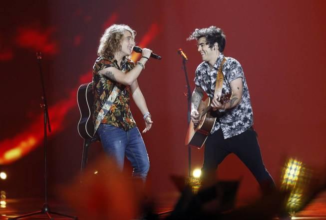 Eurovision Eurovision TVE da la espalda a Manel Navarro ante su pronosticado fracaso en Eurovisión