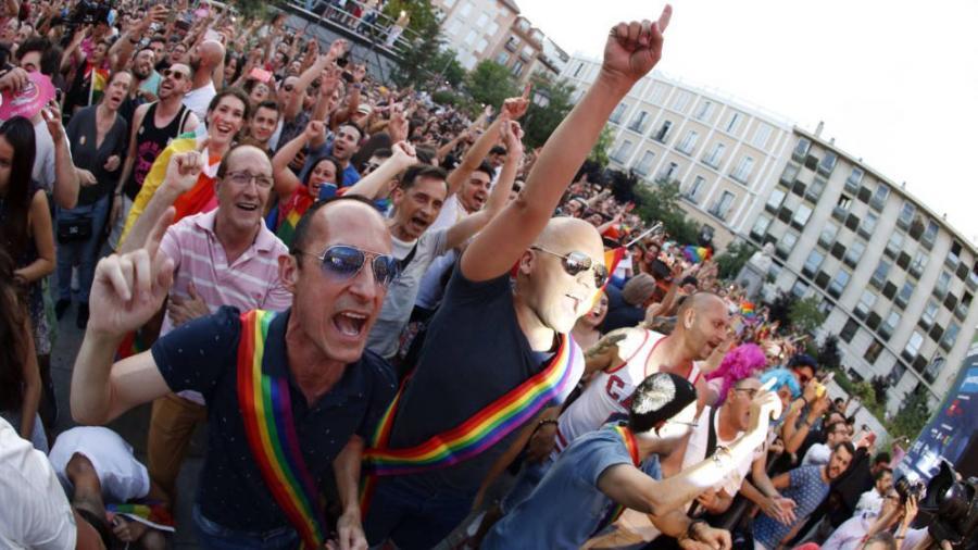 Actualidad Actualidad El Orgullo Gay tendrá un blindaje policial mayor que la coronación de Felipe VI.