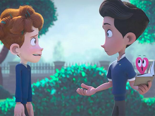 Cultura Cultura El tráiler de este corto sobre una pareja gay solo necesita 25 segundos para enamorarte