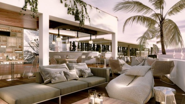 Turismo Turismo Seven Pines, un 5 estrellas en Ibiza