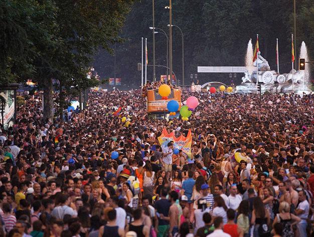 Actualidad Actualidad TVE descarta emitir la Fiesta del Orgullo Gay que atraerá a 3 millones de turistas