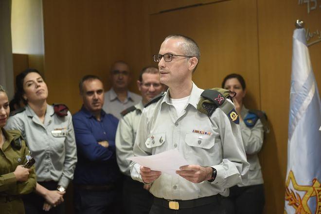 Actualidad Actualidad Sharon Afek, el primer general israelí que sale del armario