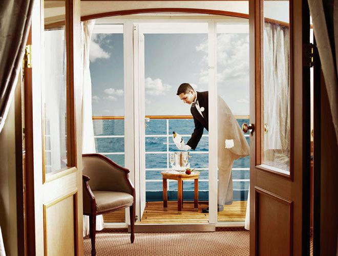 Turismo Turismo Así es un crucero de ultralujo por el Mediterráneo