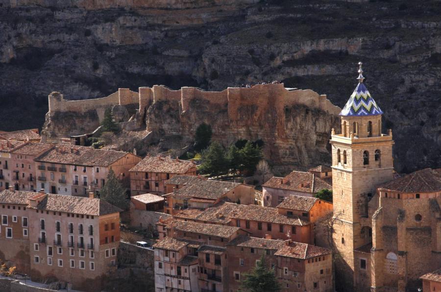 Turismo Turismo Albarracín, un pueblo modelo