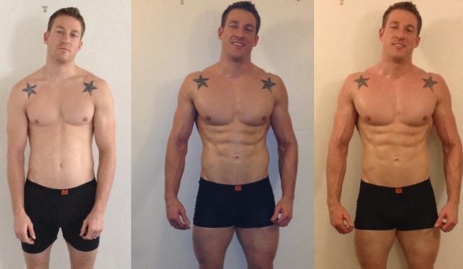 Belleza Belleza El método revolucionario de un profesor británico permite conseguir 12 kg de músculos y definir el cuerpo en 4 semanas.