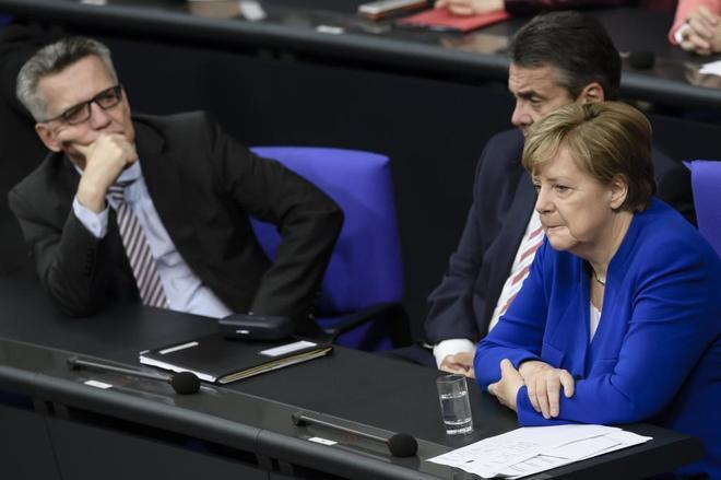 Actualidad Actualidad El Parlamento alemán legaliza el matrimonio homosexual con el voto en contra de Angela Merkel