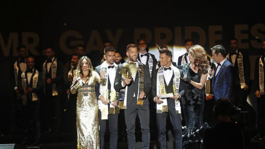 Actualidad Actualidad Un militar de la Armada, Mister Gay 2017