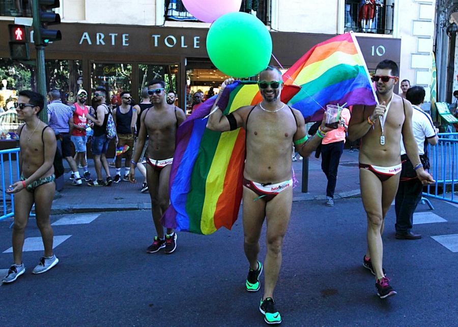Actualidad Actualidad Las mejores imágenes de la celebración del World Pride 2017 en Madrid