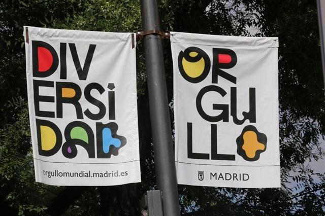 Actualidad Actualidad El World Pride finaliza con 20 detenidos, entre ellos 5 jóvenes por ataques al colectivo LGTB