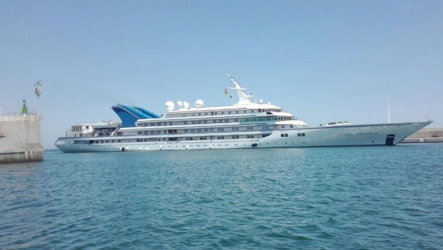 Turismo Turismo EL YATE DE LAS 'MIL Y UNA NOCHES' EN VALENCIA