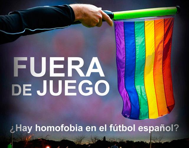 Actualidad Actualidad El documental 'Fuera De Juego', sobre la invisibilidad de los futbolistas gays en España