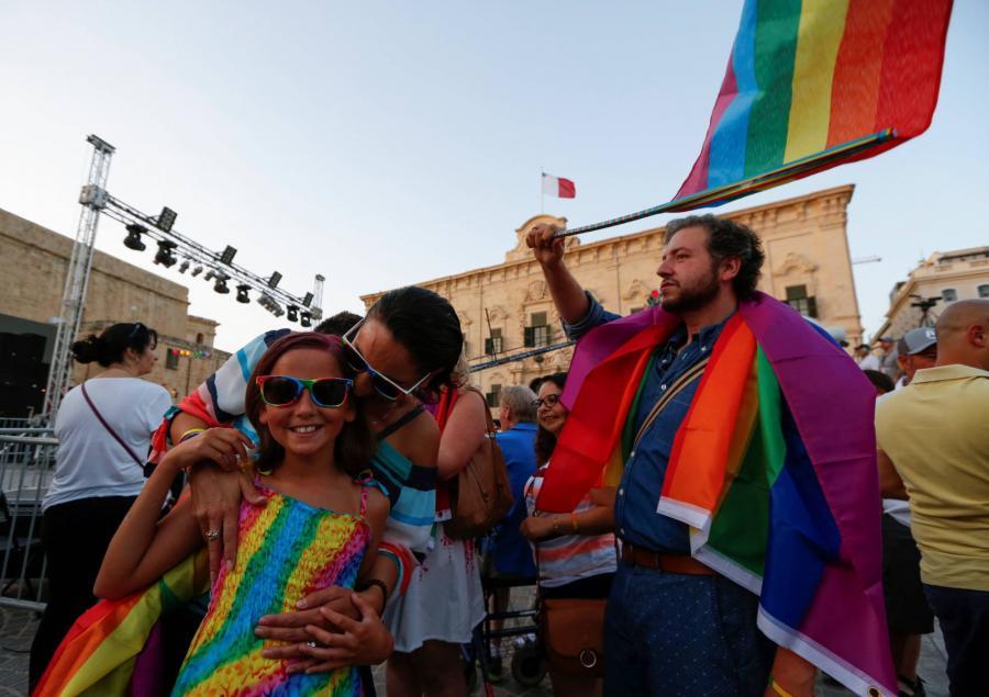 Actualidad Actualidad Malta aprueba el matrimonio entre personas del mismo sexo