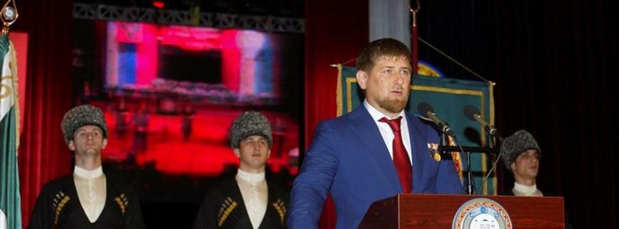 """Actualidad Actualidad El presidente de Chechenia dice que los homosexuales """"son demonios, no personas"""""""