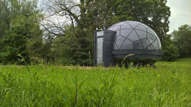 Decoracion Decoracion Casas-cúpula para vivir en cualquier parte