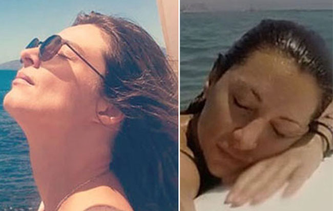 Lesbianas Lesbianas Las vacaciones secretas de Sandra Barneda y Nagore Robles