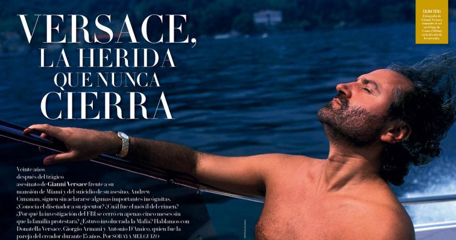 Actualidad Actualidad Las incógnitas del asesinato de Versace, la herida que no cierra