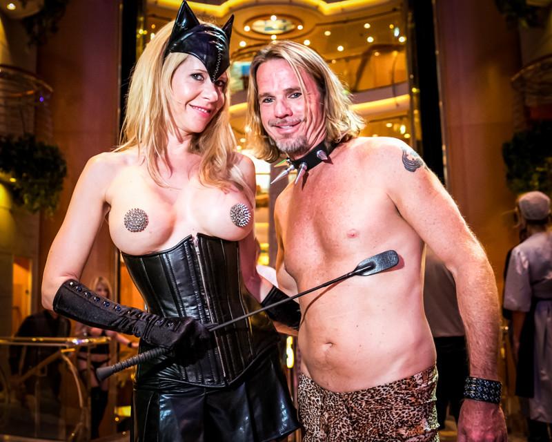 Turismo Turismo 'Couples Cruise' el crucero del sexo en el que todas las fantasías se hacen realidad