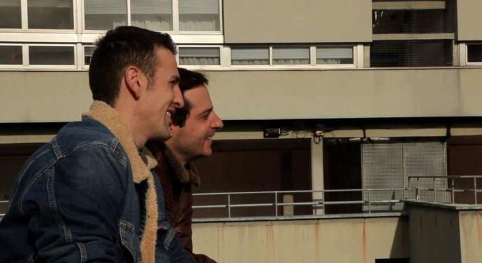 Cultura Cultura El director Lázaro Louzao inicia el rodaje de la primera película gay en gallego