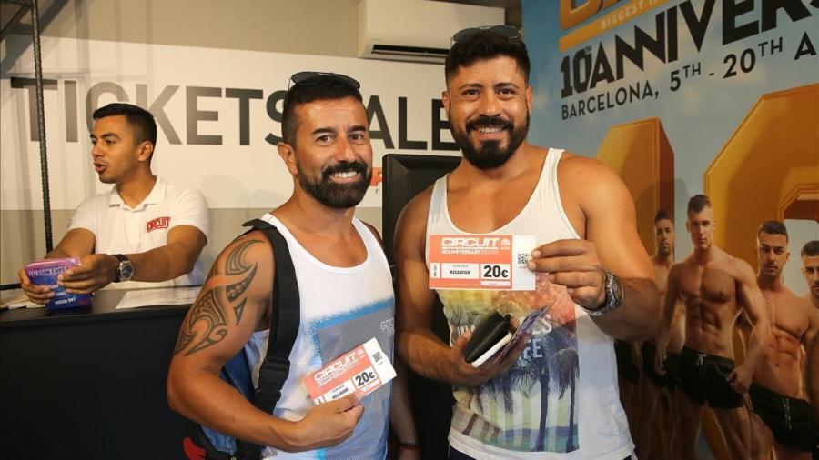 Actualidad Actualidad El Circuit gay celebra una década con un festival extralargo de 16 día