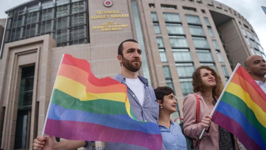 Actualidad Actualidad Sólo en tres países gobiernan gais mientras en 72 se criminaliza la homosexualidad