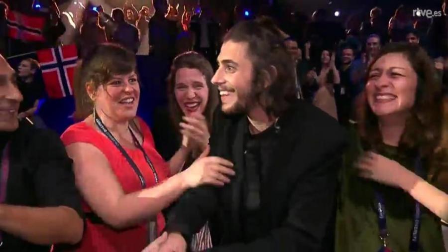 Eurovision Eurovision Salvador Sobral conectado a un corazón artificial