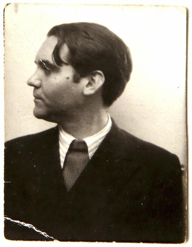 """Actualidad Actualidad Confesiones inéditas de Lorca: """"Sólo hombres he conocido; y sabes que el marica me da risa"""""""