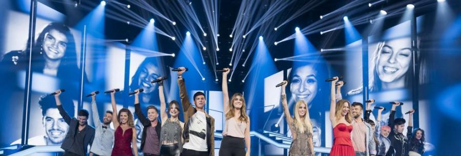 Eurovision Eurovision La preselección de 'Operación Triunfo' para Eurovisión cobra fuerza en TVE