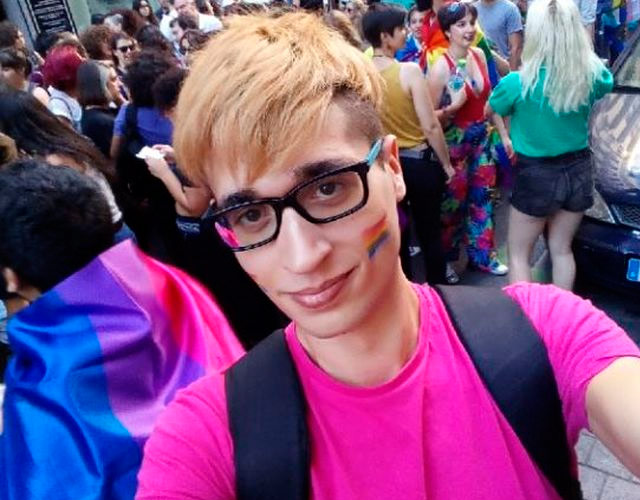 """Actualidad Actualidad Una jueza no reconoce como delito de odio un ataque homófobo a una pareja gay al grito de """"maricones"""""""