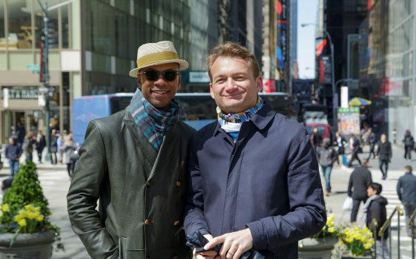 Actualidad Actualidad La lucha de Adrian y Clai para que toda la Unión Europea reconozca el matrimonio gay